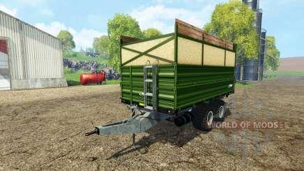 Fliegl TDK 160 v1.1 for Farming Simulator 2015