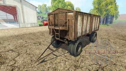 Kroger HKD 302 v2.0 for Farming Simulator 2015