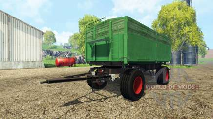 Kempf 16T for Farming Simulator 2015