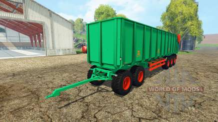 Aguas-Tenias 36T for Farming Simulator 2015