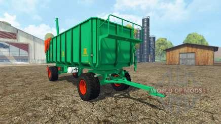 Aguas-Tenias GAT20 for Farming Simulator 2015