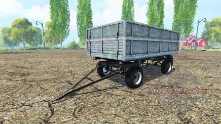 Autosan D47 v2.0 for Farming Simulator 2015