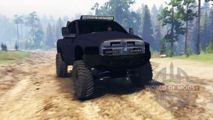Dodge Ram 2500 2005 for Spin Tires
