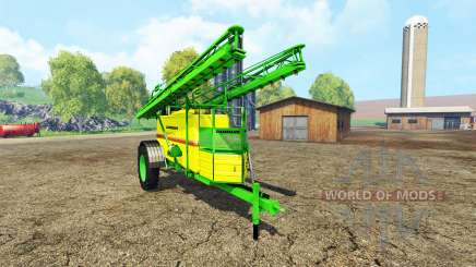 Dammann Profi-Class 5036 for Farming Simulator 2015