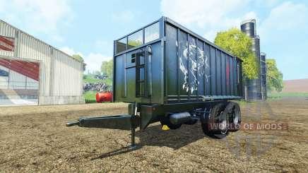 Fliegl TMK 266 black panther edition for Farming Simulator 2015