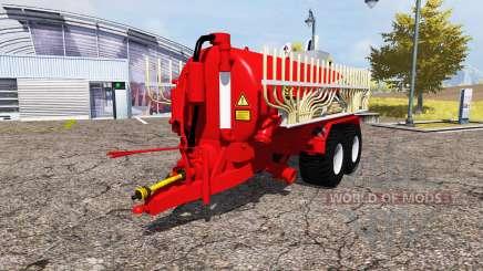 Kimadan slurry tanker for Farming Simulator 2013