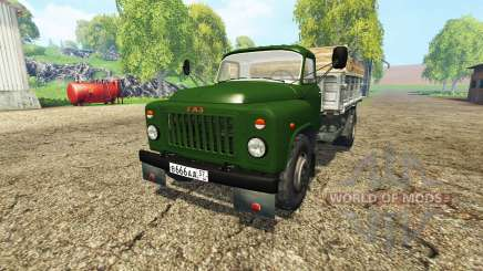 GAZ 53 for Farming Simulator 2015