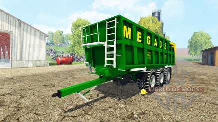 ZDT Mega 33 for Farming Simulator 2015