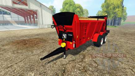 Gilibert Herax 20 v2.1 for Farming Simulator 2015