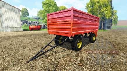 Zmaj 489 for Farming Simulator 2015