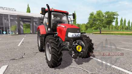 Case IH Maxxum 110 CVX v5.8.8 for Farming Simulator 2017