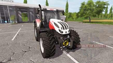 Steyr Terrus 6300 CVT v1.4 for Farming Simulator 2017