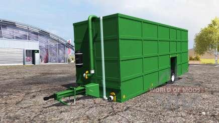 Krassort manure container v1.1 for Farming Simulator 2013