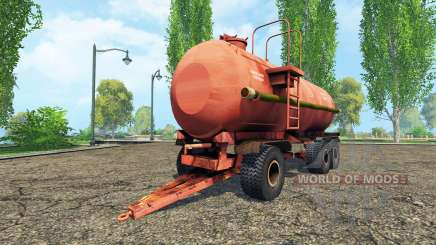 MZHT 16 for Farming Simulator 2015