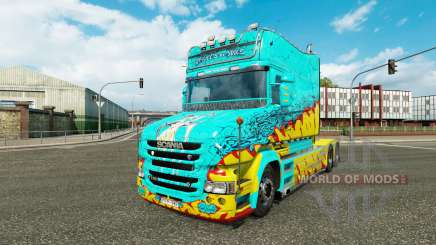 Skin McKays by Vince tractor Scania T for Euro Truck Simulator 2