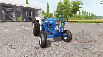 Ford 4000 for Farming Simulator 2017