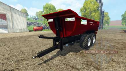 Krampe Halfpipe HP20 for Farming Simulator 2015