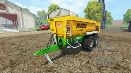 JOSKIN Trans-KTP 22-50 v2.1 for Farming Simulator 2015