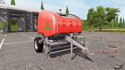 POTTINGER RollProfi 3200 for Farming Simulator 2017