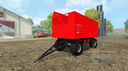 Massey Ferguson HW 80 for Farming Simulator 2015