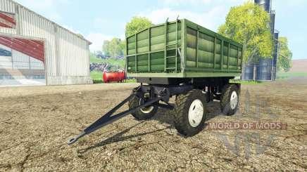 Remorca for Farming Simulator 2015