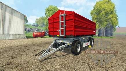Fliegl DK 180-88 v1.01 for Farming Simulator 2015