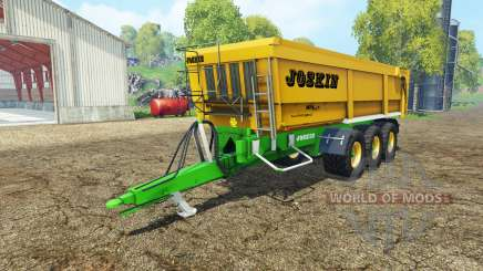 JOSKIN Trans-Space 8000-23 v4.1 for Farming Simulator 2015