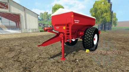 Bredal K85 for Farming Simulator 2015