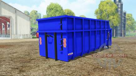 Kroger Agroliner container for Farming Simulator 2015