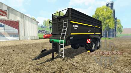 Krampe Bandit 750 v2.0 for Farming Simulator 2015
