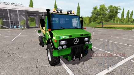 Krone Fortima V 1500 for Farming Simulator 2017