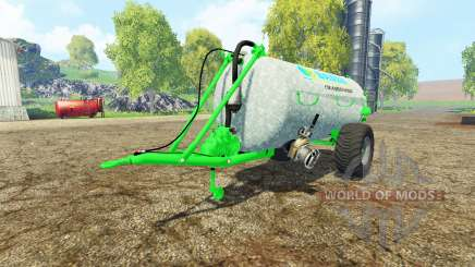 Bauer VB50 for Farming Simulator 2015