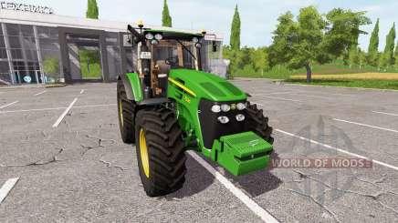 John Deere 7830 v2.2 for Farming Simulator 2017