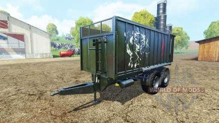 Fliegl TMK 266 black panther edition v1.1 for Farming Simulator 2015