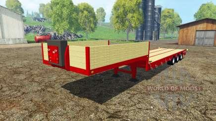 Semitrailer ACTM for Farming Simulator 2015