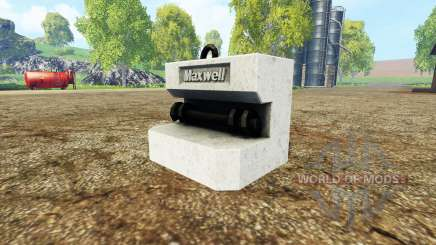 Weight Maxwell for Farming Simulator 2015