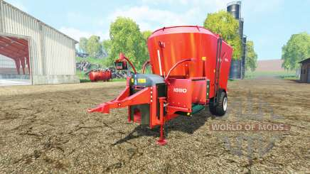 Kuhn Profile 1880 for Farming Simulator 2015
