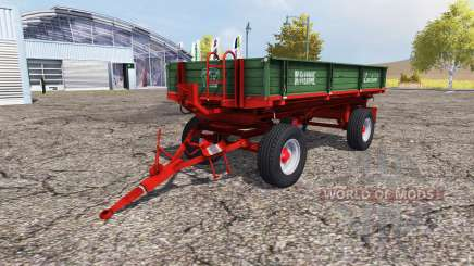 Krone Emsland v1.1 for Farming Simulator 2013