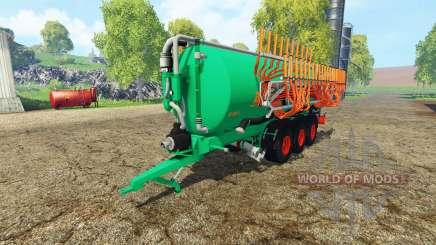 Aguas-Tenias CAT24 v1.1 for Farming Simulator 2015