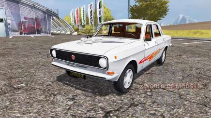 GAZ 24-10 Volga v2.0 for Farming Simulator 2013
