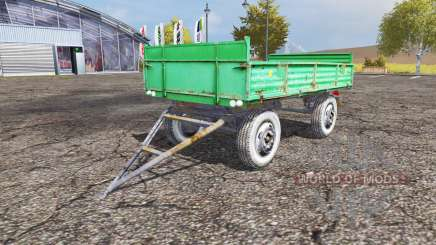 Autosan D47 v1.1 for Farming Simulator 2013