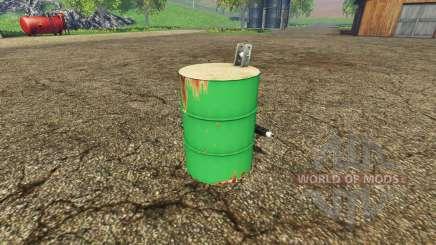 Barrel weight for Farming Simulator 2015