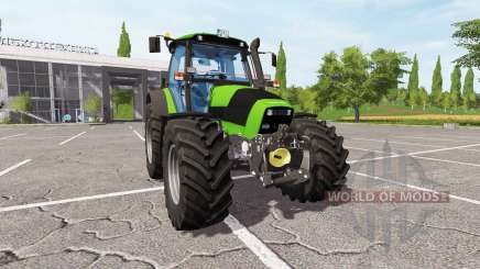 Deutz-Fahr Agrotron 165 Mk3 for Farming Simulator 2017
