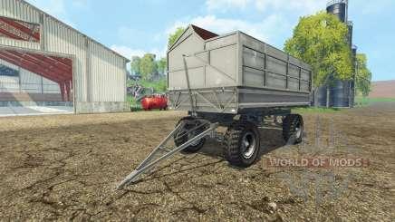 Fortschritt HW 80.11 silo for Farming Simulator 2015