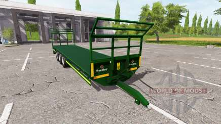Broughan 36Ft autoload for Farming Simulator 2017