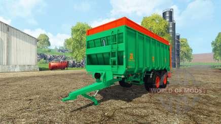 Aguas-Tenias ESP-TAT16 for Farming Simulator 2015