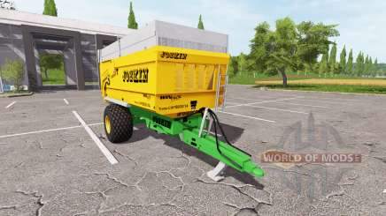 JOSKIN Trans-CAP 5000-14 for Farming Simulator 2017