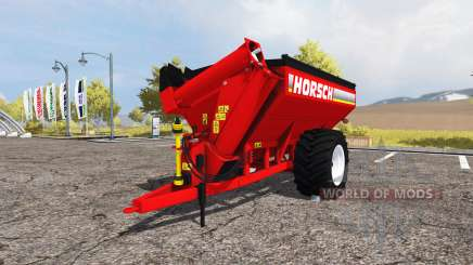 HORSCH UW 160 v2.0 for Farming Simulator 2013