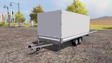Humbaur HTK v3.0 for Farming Simulator 2013