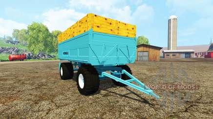 Mengele HW 80 for Farming Simulator 2015